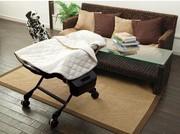 Летняя распродажа детских ,  японских колыбелек - стульчиков COMBI