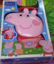 Игровой набор чемоданчик кейс Свинка Пеппа доктор и уборка 46394