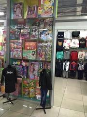 Продам бизнес детской одежды и игрушек