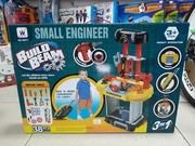 Набор маленький инженер! Small Ingineer! Набор инструментов для детей!